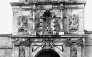 Plymouth, Citadel Gate 1889