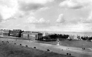Plymouth, Esplanade Hoe 1889