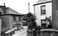 Polgooth, Post Office c1955