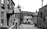 Polgooth, Village c1955