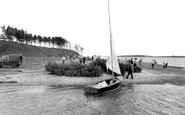 Poole, Rockley Sands, The Point c.1960