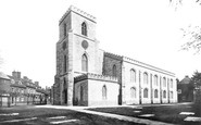 Poole, St James's Church 1886