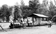 Poole, The Miniature Railway c.1960