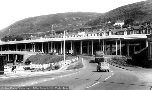Port Talbot The M4 Motorway C 1966 Francis Frith