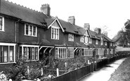 Photo of Purfleet, Botany Cottages c1955