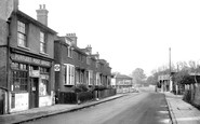 Photo of Purfleet, London Road c1955