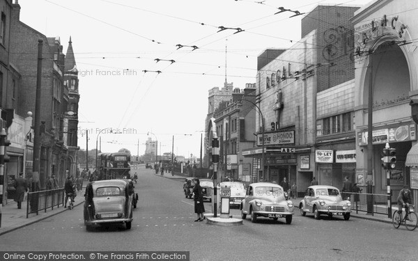 Putney High Street C 1955 Francis Frith