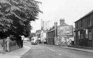 Rainham, High Street c.1955