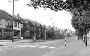 Rainham, London Road c.1950