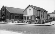 Rainham,Methodist Church c.1960