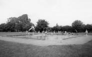 Rainham,Spring Lane Park c.1960