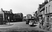 Rainham,The Broadway c.1950