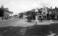 Rainham,The Broadway c.1960