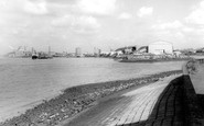Rainham,The River c.1960