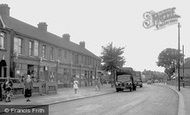 Rainham, Upminster Road c.1955