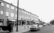 Rainham,Upminster Road c.1960