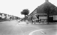 Rainham,Upminster Road c.1965