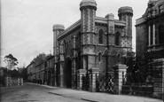 Reading, Abbey Gateway 1896