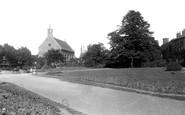 Reading, Forbury Gardens 1893