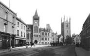Reading, Friar Street c.1890