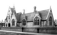 Reading, Kendrick Middle Class School 1890