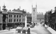 Reading, Market Place 1896