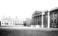 Reading, Royal Berks Hospital 1896