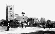 Reading, St Mary's Church 1890