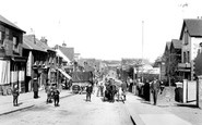 Redhill, Brighton Road 1906