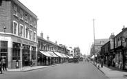 Redhill, High Street 1933