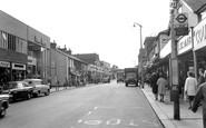 Redhill, High Street c.1960