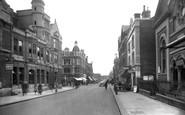 Redhill, London Road 1936