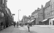 Redhill, London Road c.1955
