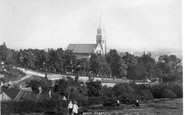 Redhill, St John's Church 1895