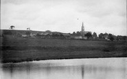 Redhill, St John's From New Ponds 1895