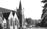 Redhill, St Paul's Church c.1965