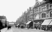 Redhill, Station Road East 1906
