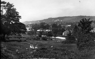 Redhill, View From The Common 1902