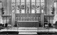 Ripon, Cathedral Reredos 1923