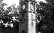 Ripon, Clock Tower 1914