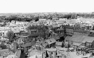Ripon, General View c.1960