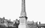 Ripon, Market Cross c.1955