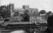 Ripon, Minster c.1873