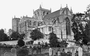 Ripon, Minster South East c.1871
