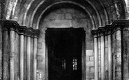 Ripon, South Porch 1895