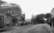 Ripon, Spa Baths 1914