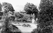 Ripon, Spa Gardens c.1950