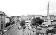 Ripon, The Market Place c.1965