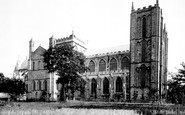 Ripon, The Minster 1886