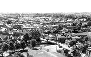 Ripon, The River c.1960